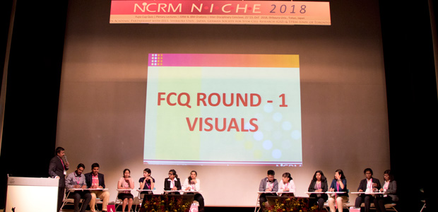 NCRM NICHE 2018: : Nichi-In Centre for Regenerative Medicine(NCRM
